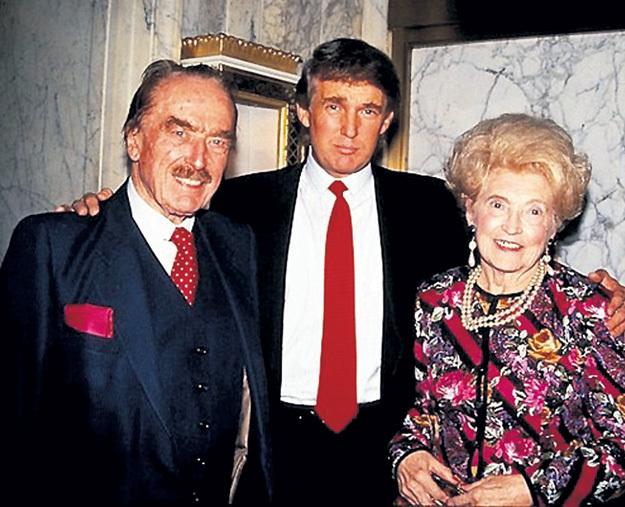 Сын отца-немца и матери-шотландки, став президентом США, ужесточит миграционное законодательство