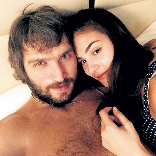 Александр и Настя расписались по-тихому. Фото: Instagram.com