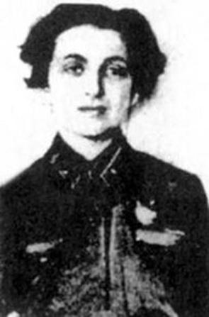 Мирра Филипповна Сахновская. Фото: Википедия