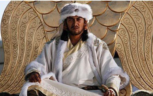 Кадр из фильма «Чингизхан - великий монгол»
