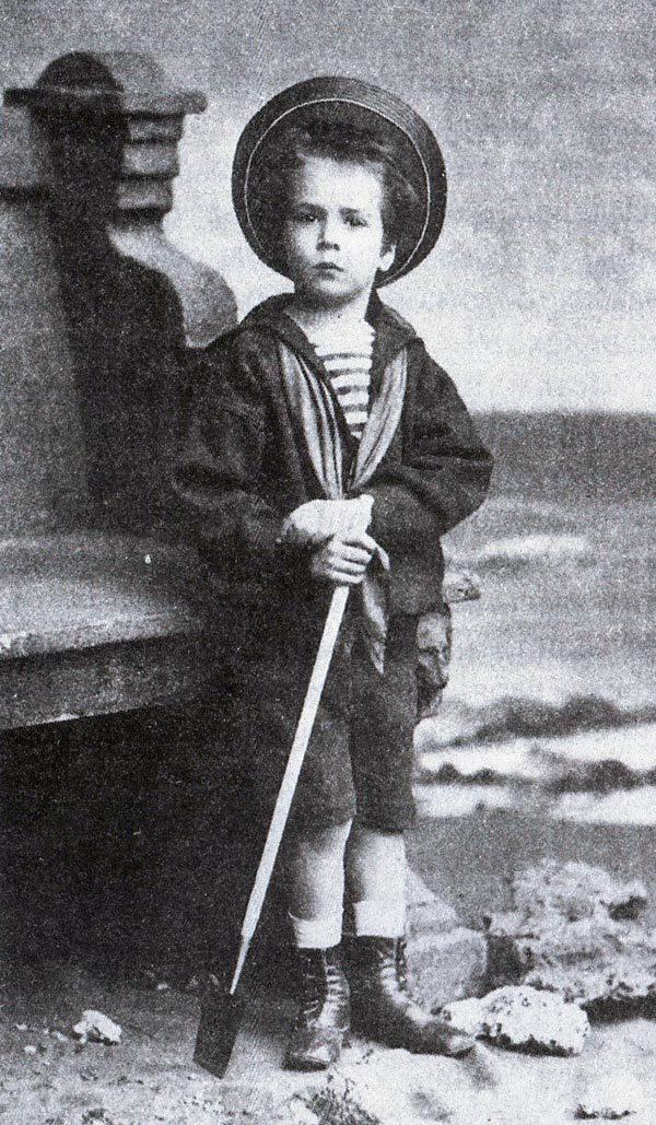 Николаю Романову 5 лет. Источник: wikimedia.org