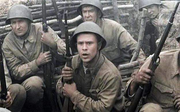 Кадр из фильма «Штрафбат»