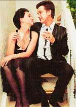 Ирина с бывшим мужем Игорем