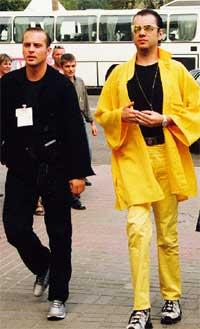 Кирилл Кирин с работодателем Кир