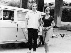В ВОСКРЕСЕНСКЕ, 1971 год: машина, дача, красавица - жена - чего еще не хватало популярному фигуристу, чтобы спокойно встретить старость?!