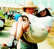 МИХАИЛ МУРОМОВ: раньше носил женщин на руках