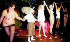 Смотреть эротический театр ганина, женские попы в трусах фото