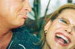 ЮЛИАН И КЛАУДИА: и смех...