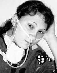 ИРИНА КУЛИКОВА: заново учится жить и дышать