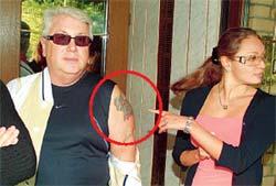 АСЯ: оценила татуировку Владимира Винокура