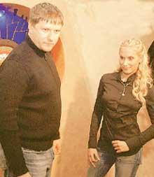 МАША КРАВЦОВА: бывшая девушка Павла Буре давно присматривает себе нового ухажера со спортивным прошлым