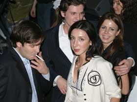 НА КОНЦЕРТЕ БЕЛЛА: Борис Ельцин-младший нежно обнимался со своей девушкой Шахри Амирхановой, а Полина Юмашева, жена миллиардера Дерипаски, веселилась в компании молодого красавца