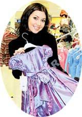 МАША ВЕБЕР: забеременевшая певица выбирает новые наряды