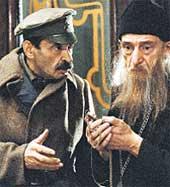 ИЛЬЯ ОЛЕЙНИКОВ В РОЛИ НАДЗИРАТЕЛЯ СЕПАТЫЧА: &#034Дед, религия - это опиум для народа&#034