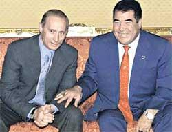 ПРЕЗИДЕНТ ТУРКМЕНИСТАНА: всегда встречал Владимира Путина на самом высоком уровне