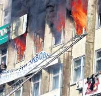 ОБРАТНАЯ ТЯГА: из искры возгорелось пламя