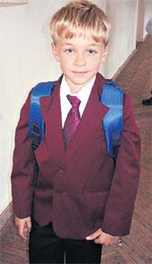 ГЛЕБУШКА СМОЛКИН: во втором классе почувствовал себя совсем взрослым