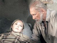 НАЧАЛО ИСТОРИИ: Александра очнулась в домике знахаря с полной амнезией
