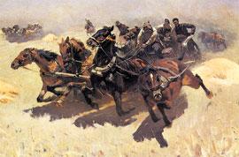 «ТАЧАНКА»: Тухачевский первым предложил заменить гордость красной армии - пулемётные тачанки - на танки