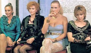 К 1991 году фильм «Интердевочка» собрал в прокате 41 000 000 полновесных советских рублей