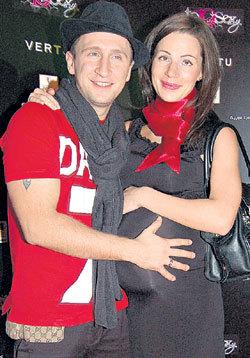 Кучера мечтает о большой семье с новой женой Юлией