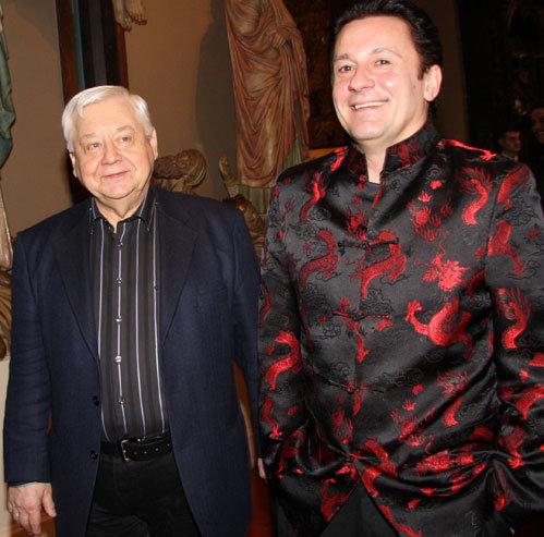 Олег ТАБАКОВ, Олег МЕНЬШИКОВ