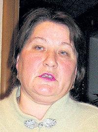 Мать Саши Татьяна АВТОНОМОВА