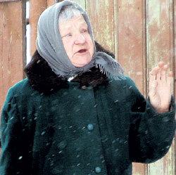 Бывшая соседка ЛЕОНТЬЕВЫХ Нина Ивановна
