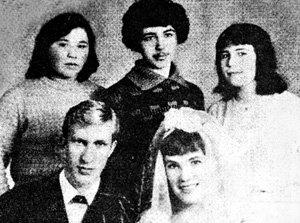 На свадьбе Кати КОСТЕРИНОЙ Валера был свидетелем