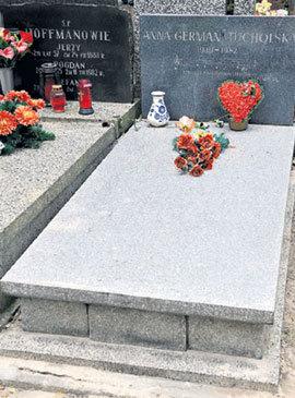Любимица миллионов покоится на евангелистско-реформаторском кладбище Варшавы