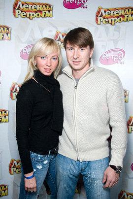 Алексей Ягудин стал отцом новые фото
