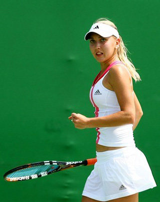 Елена Веснин - на 8-м месте рейтинга