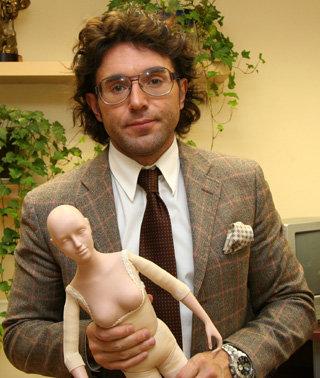Андрей Малахов придумает кукле образ, близкий ему по характеру