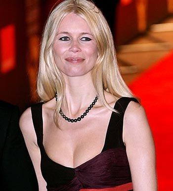 Клаудиа Шиффер скоро станет мамой в третий раз
