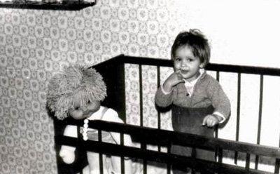 А когда-то был милым скромным ребёнком (фото Barvihatv.ru)