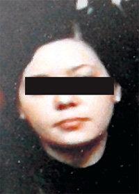В милицию Светлана пришла без косметики
