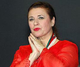 Валентина Толкунова - фото ИТАР-ТАСС