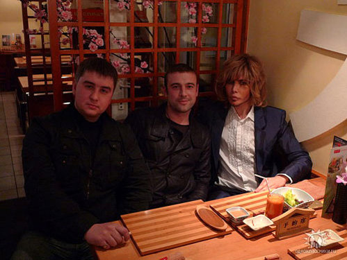 Алексей Адеев и Сергей Зверев - фото Odnoklassniki.ru