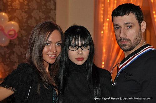Виктория Карасева и Мария Круглыхина