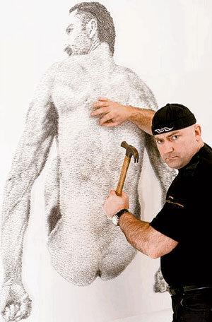 Маркус ЛЕВИН вколачивает гвоздь в гроб классического искусства