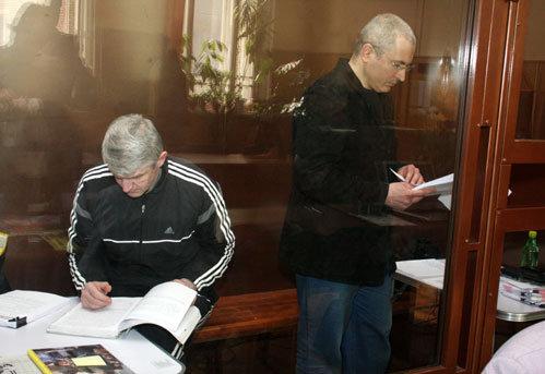 Платон ЛЕБЕДЕВ, Михаил ХОДОРКОВСКИЙ