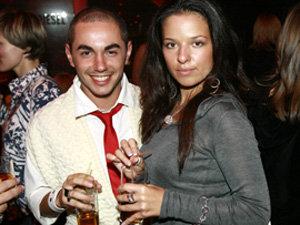 Тимур Родригес с женой - фото kp.ru