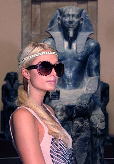 ...в каирском музее