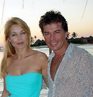 Олег Газманов с женой Мариной на Мапьдивах - фото kp.ru