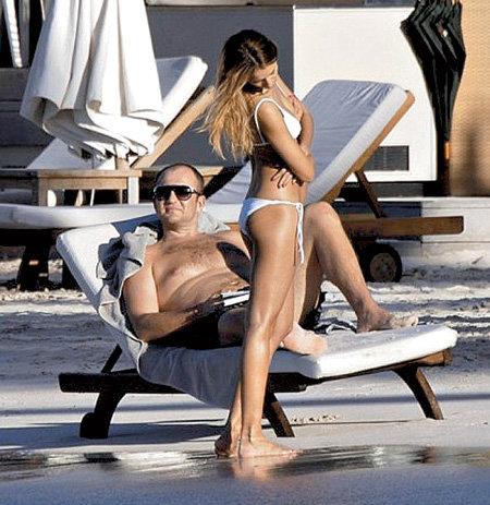 Андрей и Александра всё лето проводят на островах Карибского бассейна