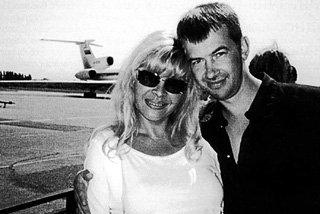 Степан РАЗИН с супругой Таней ТИШИНСКОЙ