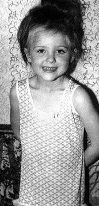 Звезда с детства была озорницей