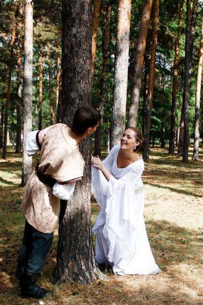 Чета МЕДВЕДЕВЫХ не жалеет о 120 тысячах рублей, вложенных на собственную свадьбу