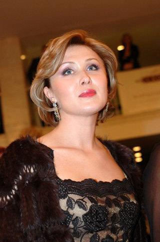 Елена ИЩЕЕВА. Фото Бориса КРЕМЕРА