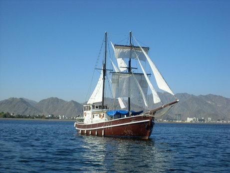Пираты атаковали яхту певицы в Аденском заливе